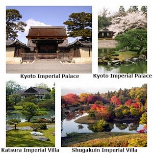 Istana yang berada di Jepang
