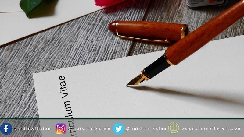 Cara Membuat CV Lamaran Kerja Menarik Agar Mudah Diterima Perusahaan