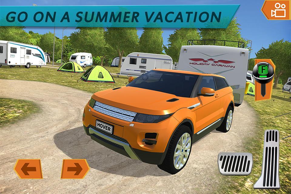 Camper Van Truck Simulator MOD APK