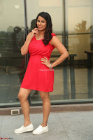 Shravya Reddy in Short Tight Red Dress Spicy Pics ~  Exclusive Pics 009.JPG