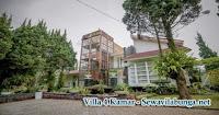 Vila Unik,Villa View Indah,Vila Halaman Luas