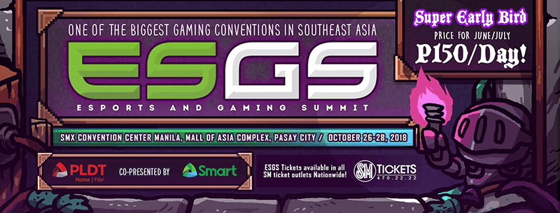 PLDT Home Fibr and Smart supports ESGS 2018