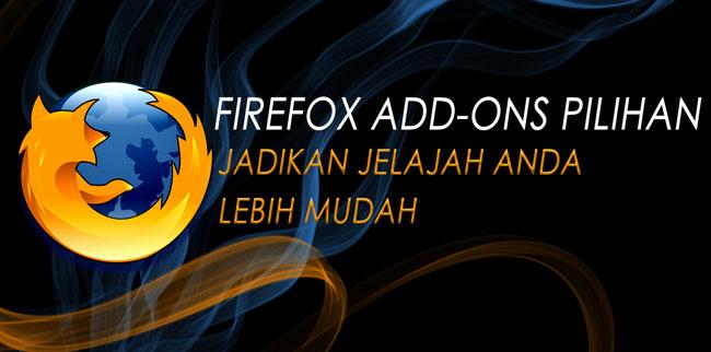 add ons firefox pilihan