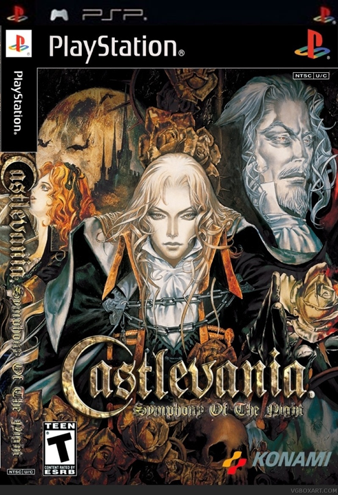 Castlevania Symphony of the Night [Español]
