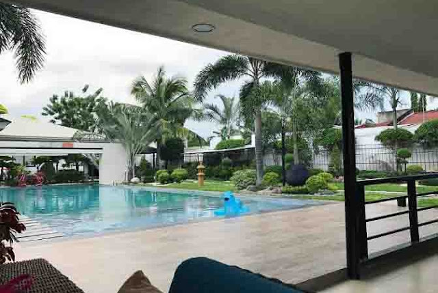 MUST SEE: First Time Shown In Public! The Pacquiao's Backyard! BEAUTIFUL!