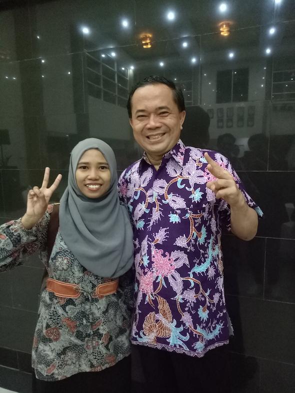Makan Malam Bersama Business Coach, Dr Fahmi Yanikmatilah Saja