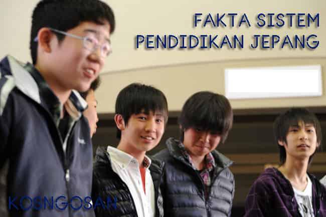 7 Fakta beda sistem pendidikan Jepang dengan yang ada di Indonesia