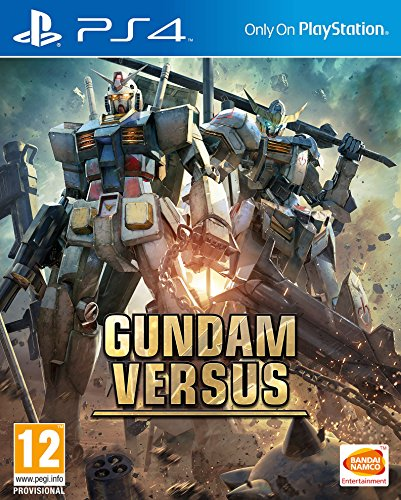 REVIEW -- Gundam Versus (PS4