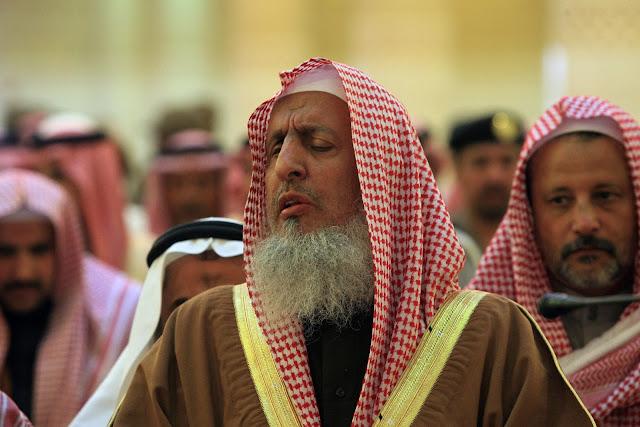 Aleppo Membara, Mufti Besar Arab Saudi Serukan Doa Qunut Nazilah Pada Shalat Subuh