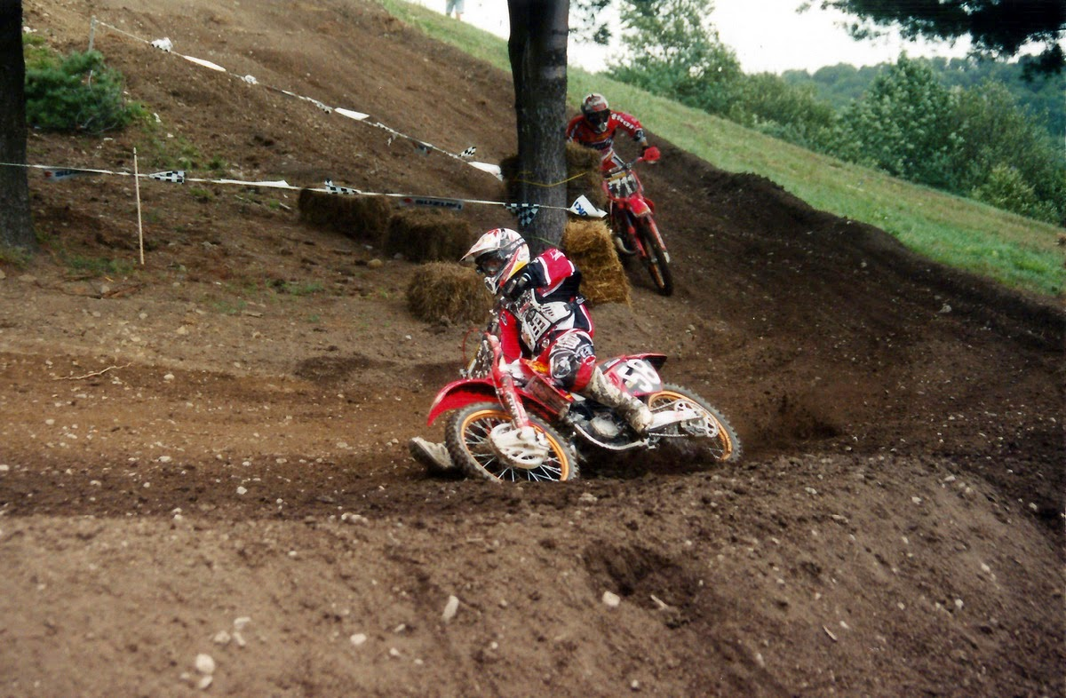 Danny Smith Broome Tioga 1999