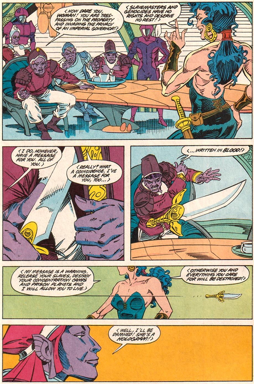 Read online Wonder Woman (1987) comic -  Issue #70 - 5
