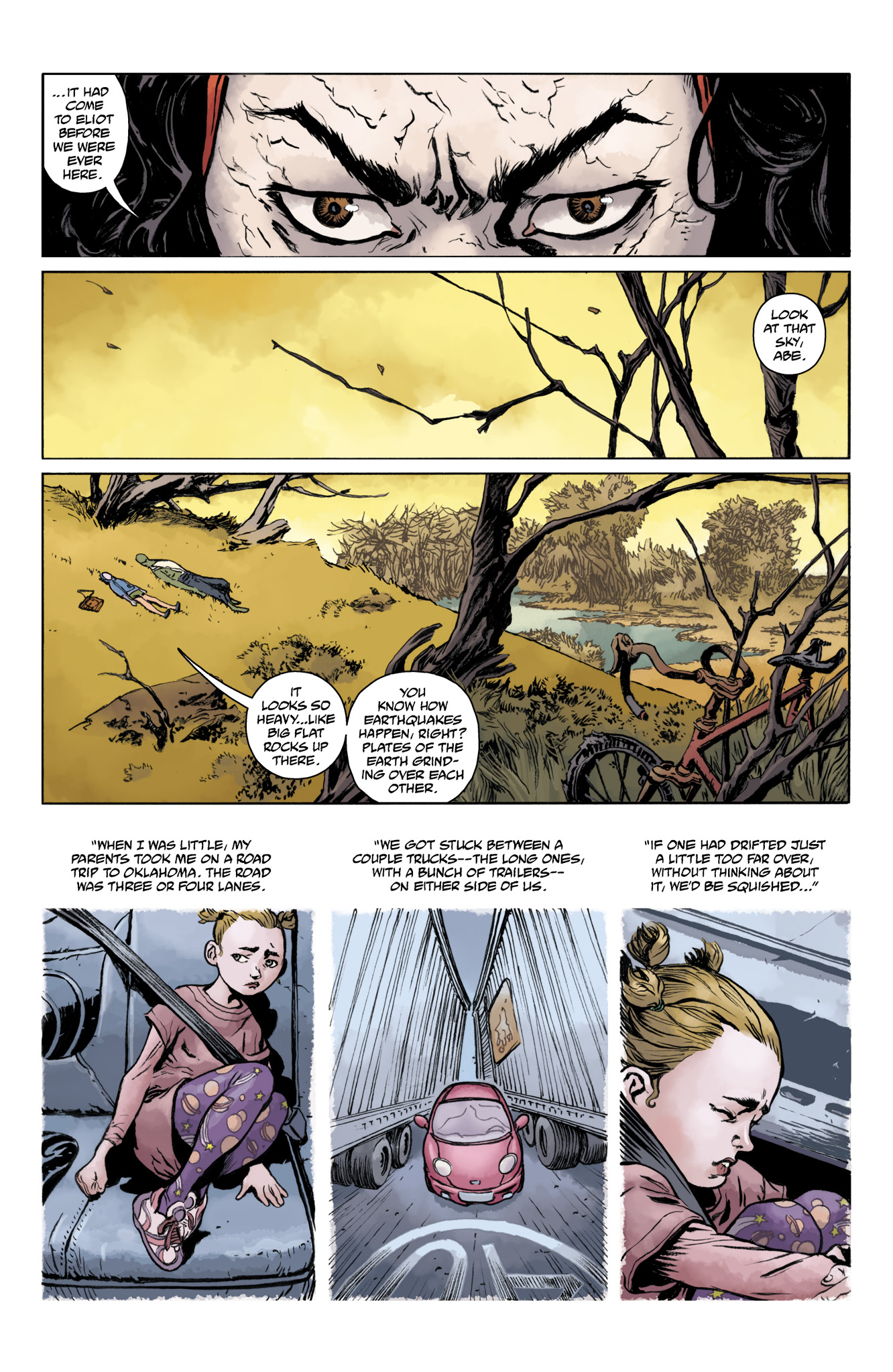 Read online Abe Sapien comic -  Issue #20 - 20