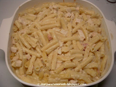 Margaret's Morsels | Chicken Alfredo