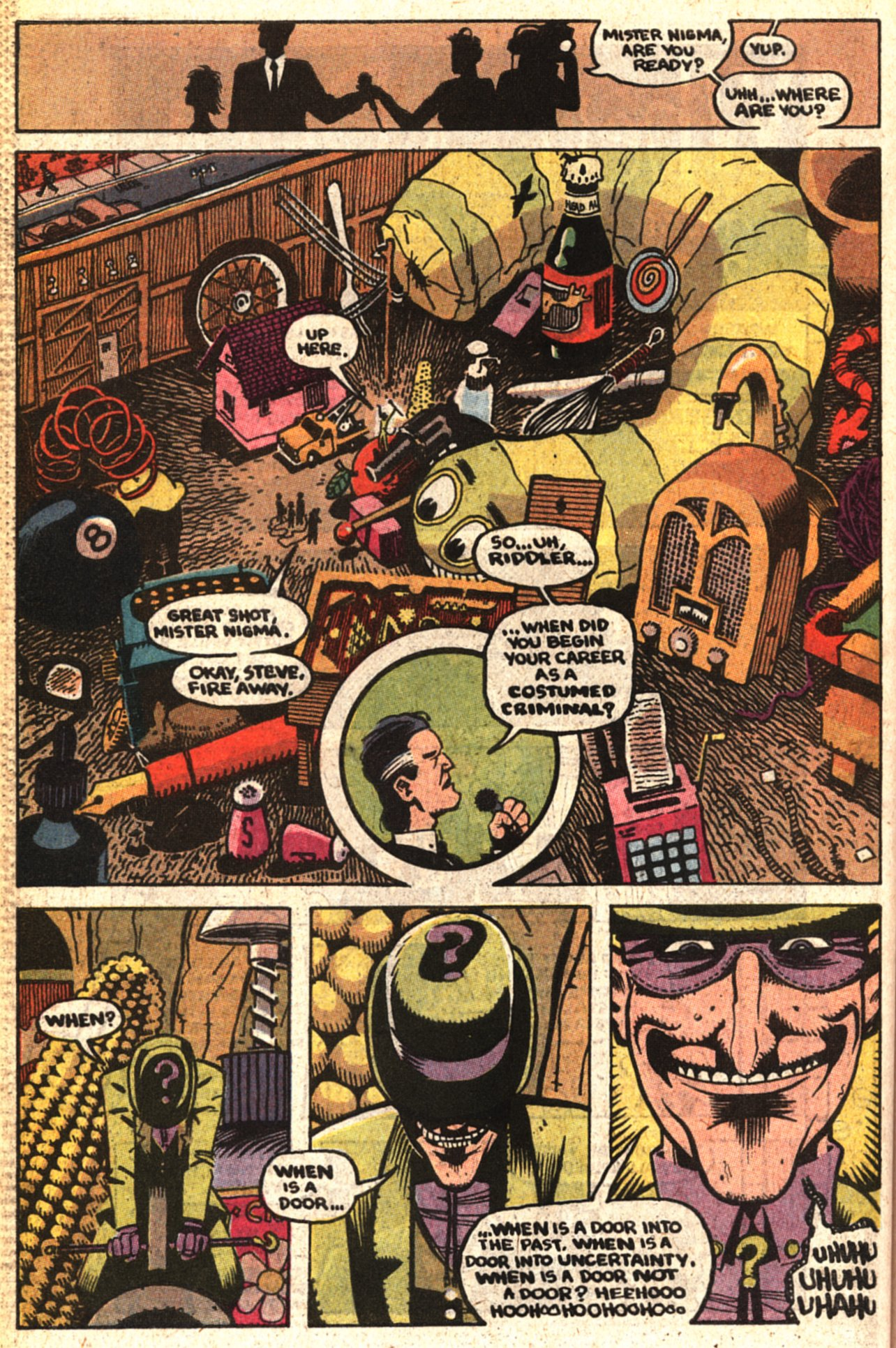 Read online Secret Origins (1986) comic -  Issue # _Special 1 - 29