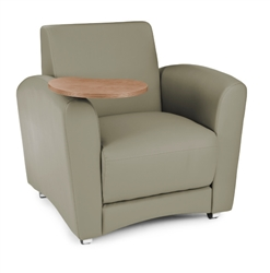 Tablet Arm Lounge Chair On Sale