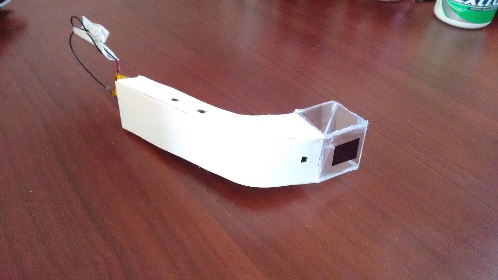 Chowdhury Tech Google Glass Arduino Version