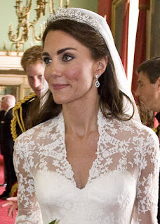 6 O brinco de Kate Middleton...!