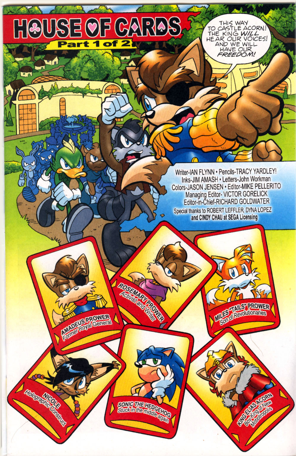 Read online Sonic The Hedgehog comic -  Issue #178 - 2