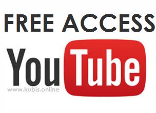 4 Cara Membuka Youtube Gratis Tanpa Kuota All Operator Terbukti Work