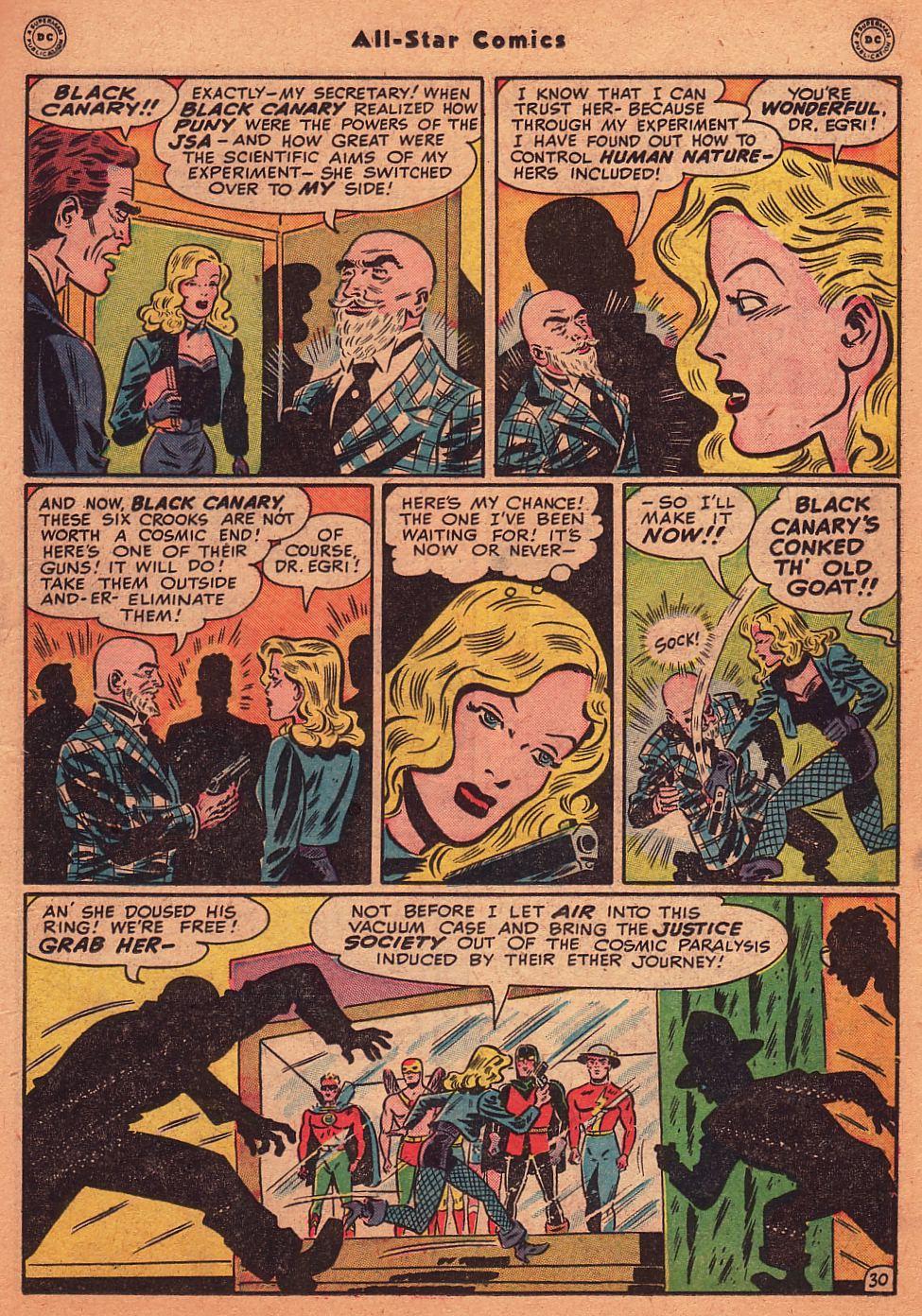 Read online All-Star Comics comic -  Issue #45 - 35