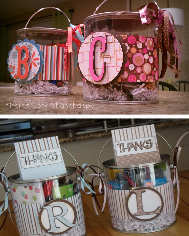 Michaels Craft Paint Cans