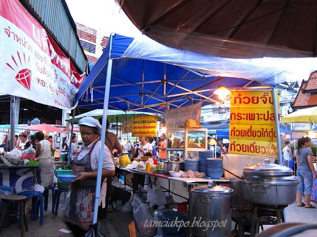 Chiangmai food market