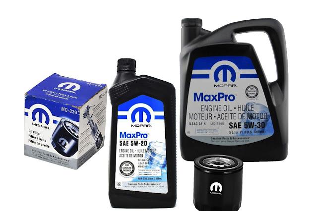 mopar-sae-5w20-sae-5w30-and-oil-filter