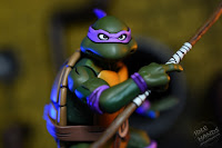 San Diego Comic-Con 2017 NECA Exclusive Teenage Mutant Ninja Turtles 30th Anniversary Cartoon Action Figure Box Set