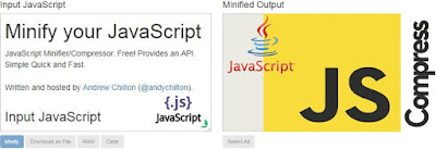 How to Minify CSS and JavaScript in Blogger Blogspot