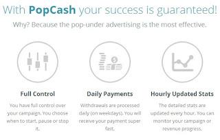 Ganar dinero con PopCash