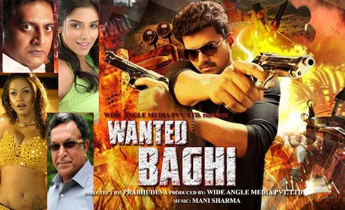 Wanted Baghi 2015 Hindi Dubbed Movie Download