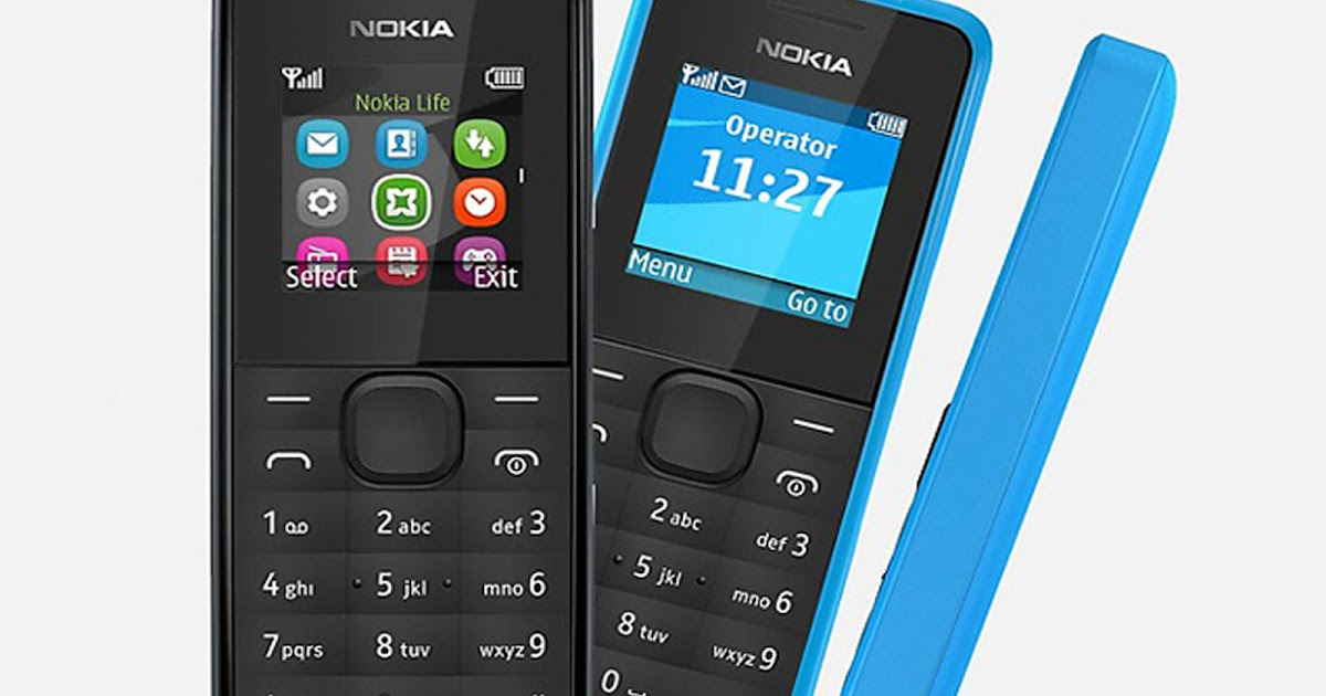 Nokia 105 - RM 1133 - Flashtool + Flash File + Driver - AH