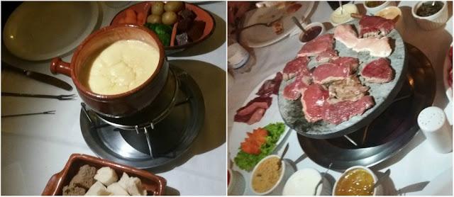 10 atrações para curtir Gramado - Gastronomia: Fondue do Restaurante Colosseo em Gramado