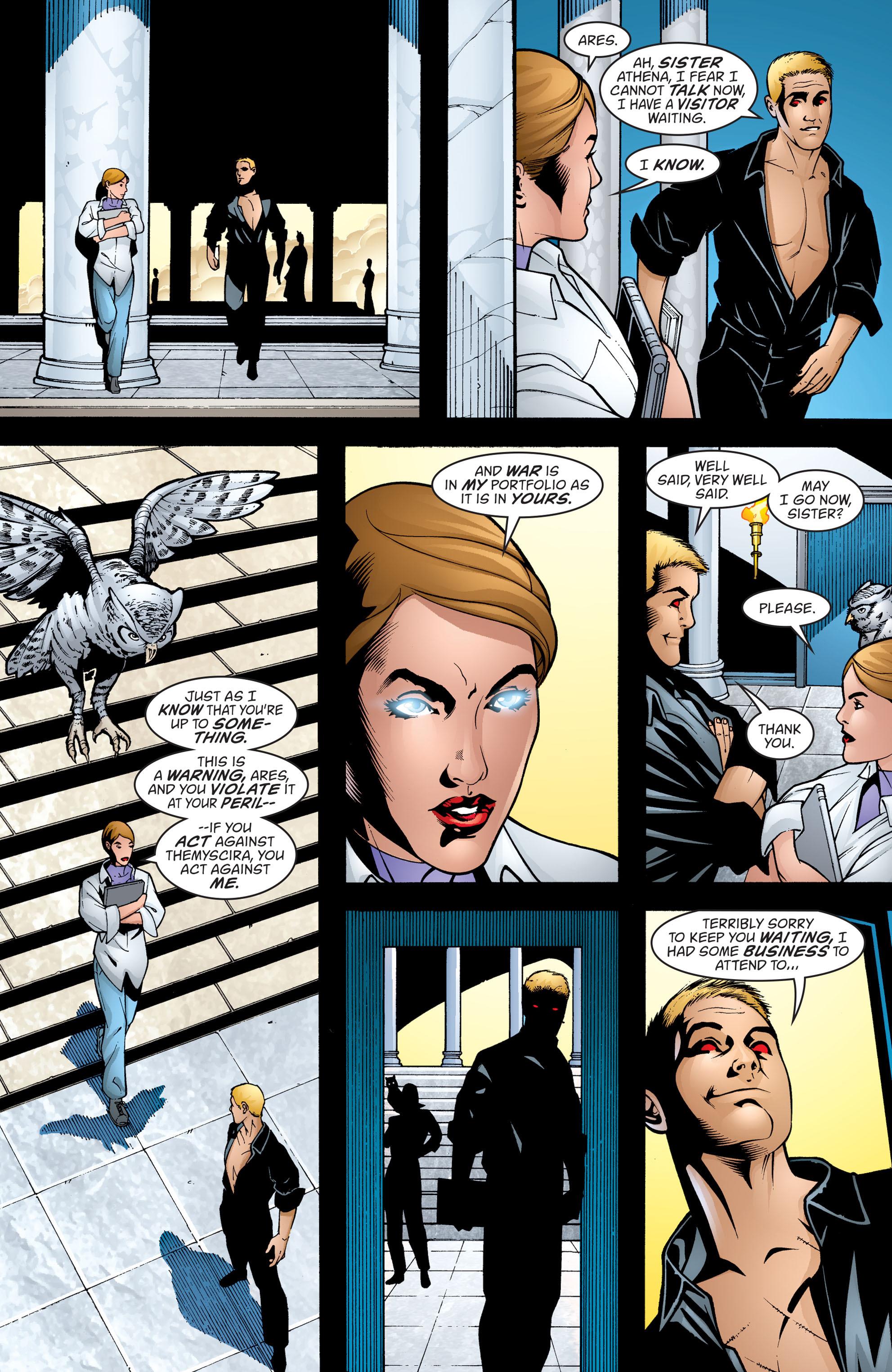 Read online Wonder Woman (1987) comic -  Issue #199 - 6