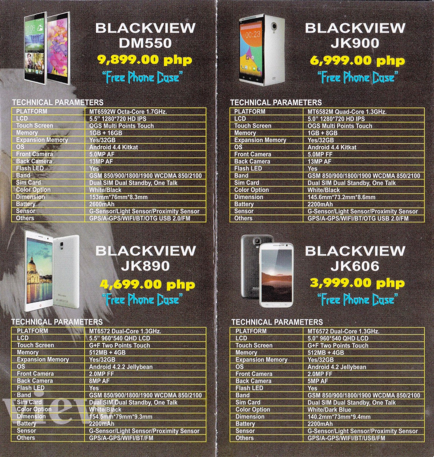 Blackview Android Smartphones Now in the Philippines