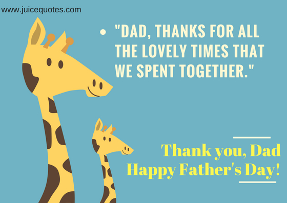 Most beautiful happy fathers day greetings and wishes juicy quote quotes on fathers day m4hsunfo