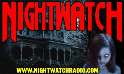 Guest on Nightwatch Radio!