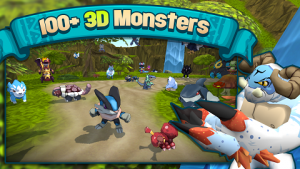 Download Terra Monsters 3 v15.5 Apk Data (Unlimited Money) Terbaru