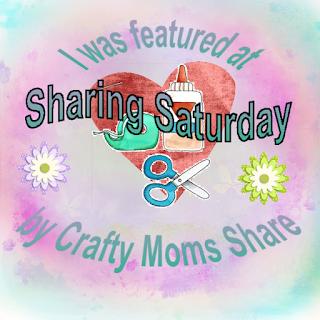 http://craftymomsshare.blogspot.com/search/label/Sharing%20Saturday