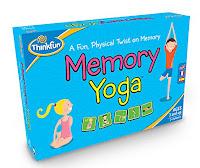 Memory Yoga  #ThinkFun