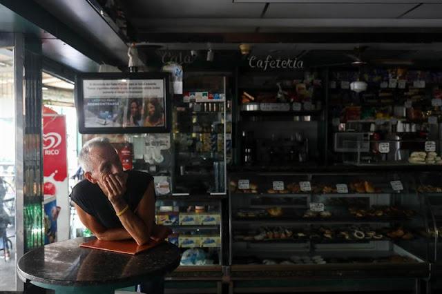 Domingo sin luz en Caracas y Vargas, para aburrirnos más