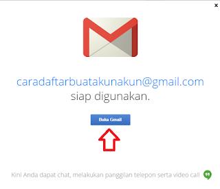 cara daftar buat email gmail