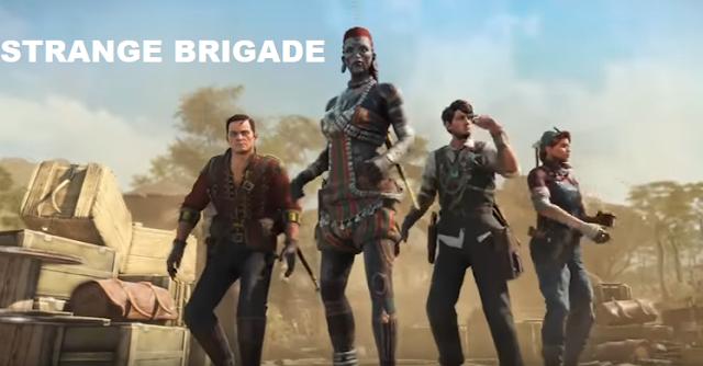 Strange Brigade PC Game Download