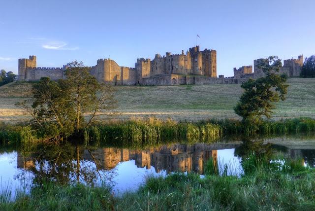 Alnwick Castle,England