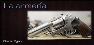http://relatosdemipequenabiblioteca.blogspot.com.es/2015/06/mini-relato-la-armeria.html