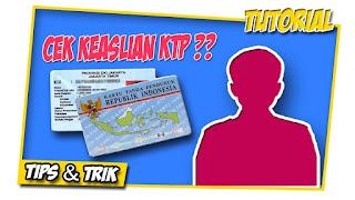 Semenjak diberlakukan registrasi kartu perdana dengan menggunakan NIK dan no kk Cara Mengetahui NIK Secara Online