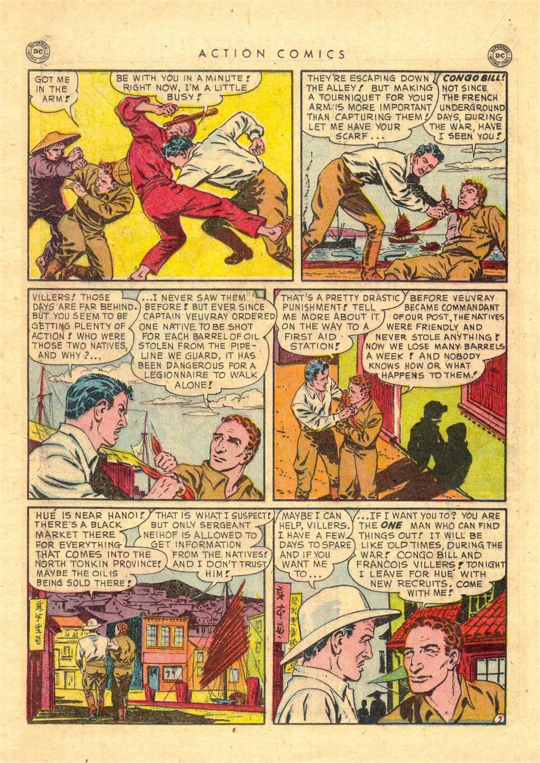 Action Comics (1938) 156 Page 26