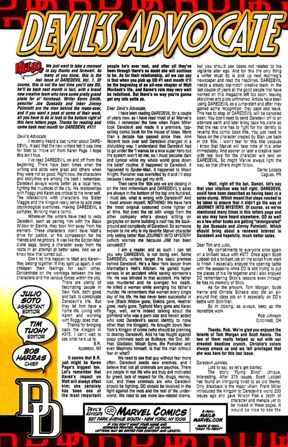 Daredevil (1964) 380 Page 39