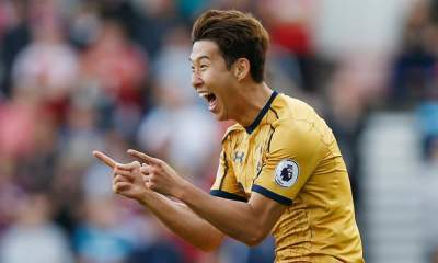 Video: Son's indivilual game vs Middlesbrough