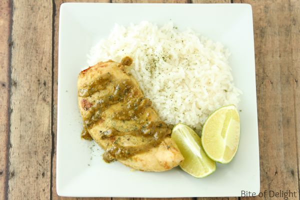 Hot Air Fryer Recipe – Coconut Lime Chicken